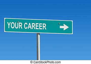 karriere, dein