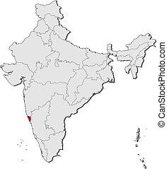Karta Goa
