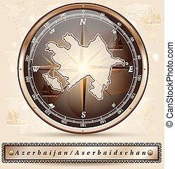 karta, azerbajdzjan