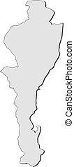 karta, cesar, -, (colombia)