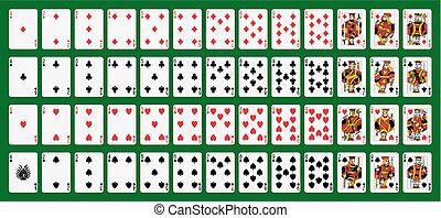 karta, hraní