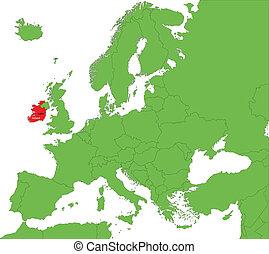 karta, irland