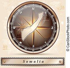karta, somalia