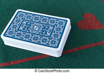 Karten Deck