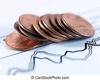 kartlägga, pengar
