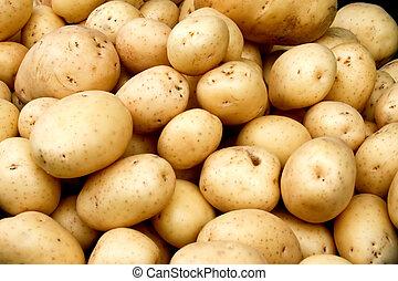 kartofel, organiczny
