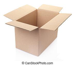 kartong kasse, vita