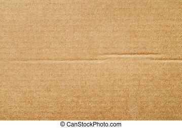 kartonpapír, struktúra