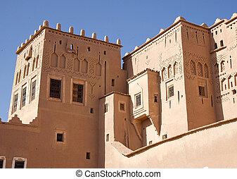Kasbah Taourirt Morocco