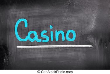 kasino, begriff