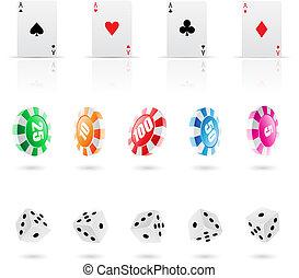 kasino, heiligenbilder
