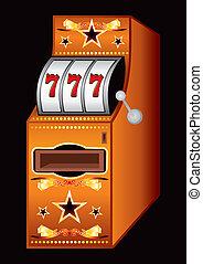 kasino, maschine