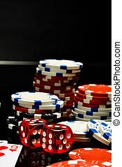 kasino, roulett, gluecksspiel, spiele