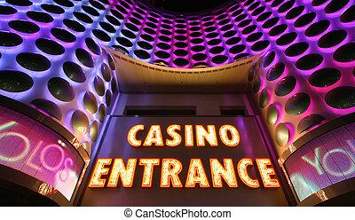 kasinovorzeichen