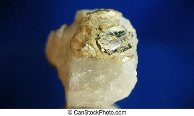 kasownik, minerały