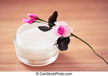 kasownik, organiczny, piękno, lotion/moisturizer