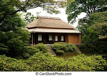 kastura, 皇帝, 村庄, 京都, 日本