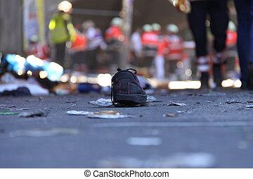 katastrophe, humanitär, symbolpicture, menschliche , ...