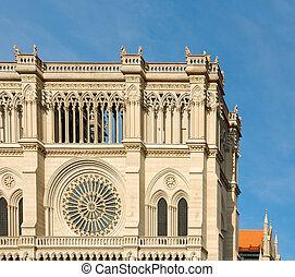 katedra, bazylika, założenie, newport, ky