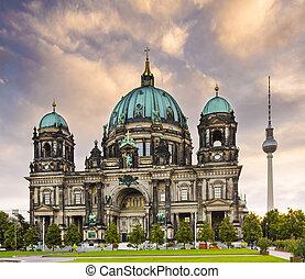 katedra, berlin
