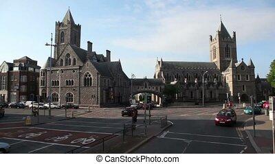 katedra, kościół, chrystus, anglikanin