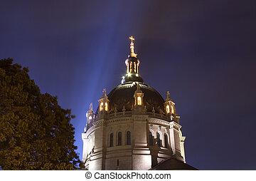 katedra, st. paul