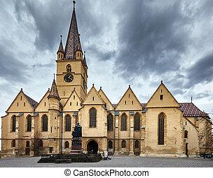 kathedraal, middeleeuws