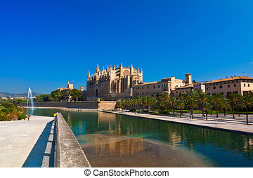 Kathedrale Palma de Mallorca - Kathedrale La Seu Palma de...
