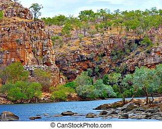 Katherine Gorge,Australia
