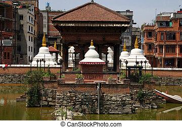 Kathmandu Old town