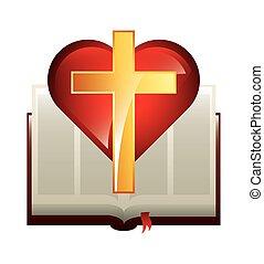 katolikus, jelkép