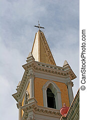 katolikus, templom templomtorony