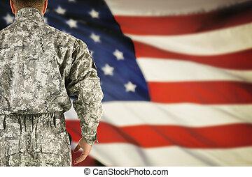 katona, amerikai