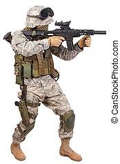 katona, bennünket, karabély