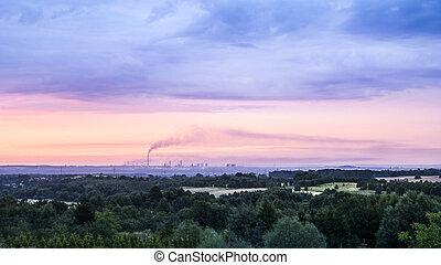 Katowice Foundry panorama