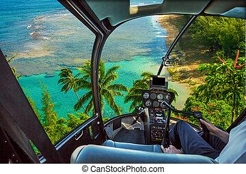Kauai scenic flight