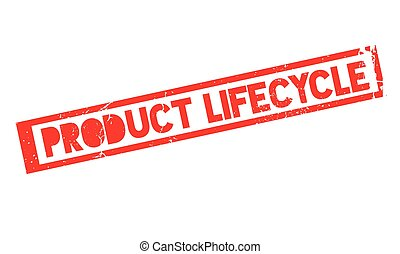 kauczukowa pieczęć, produkt, lifecycle