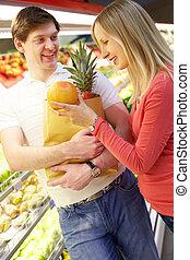 kaufen, früchte
