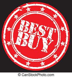 kaufen, grunge, ve, briefmarke, gummi, am besten