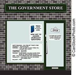 kaufmannsladen, regierung