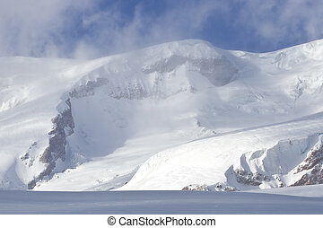 kaukázus, hegyek