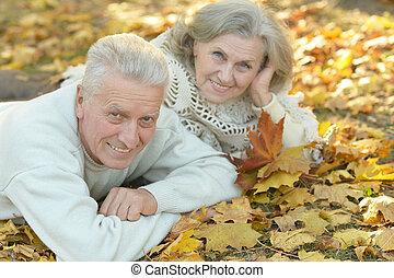 kaukázusi, öregedő összekapcsol