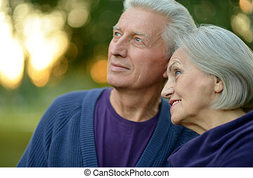 kaukaski, starsza para