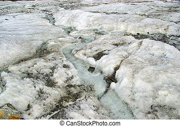 Kauner valley glacier 02