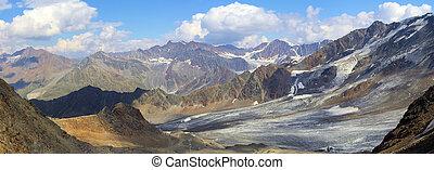 Kauner valley glacier 04