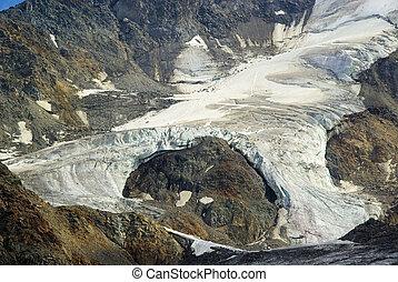 Kauner valley glacier 05