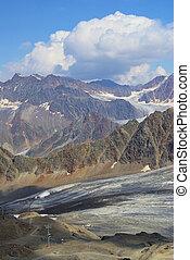 Kauner valley glacier 08