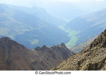 Kauner valley glacier 12