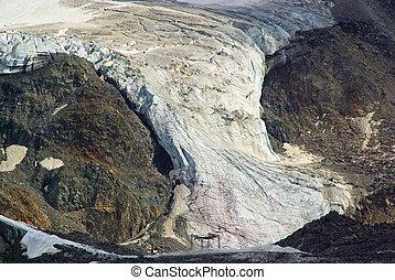 Kauner valley glacier 13