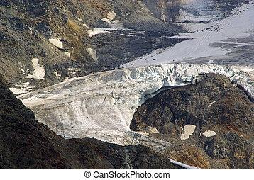 Kauner valley glacier 14